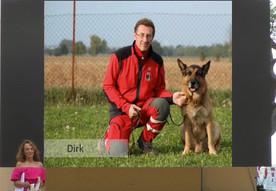 DIRK e Alfio Rabeschi, Funzionario dell'Agenzia Regionale per la Protezione Civile Emilia Romagna, Responsabile emergenze e volontariato
