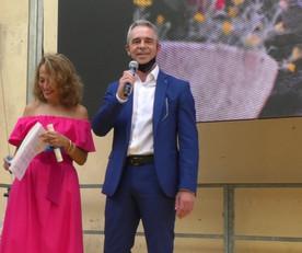 Pietro Boselli, Vice Direttore generale Banca di Piacenza e Sonia Gentoso