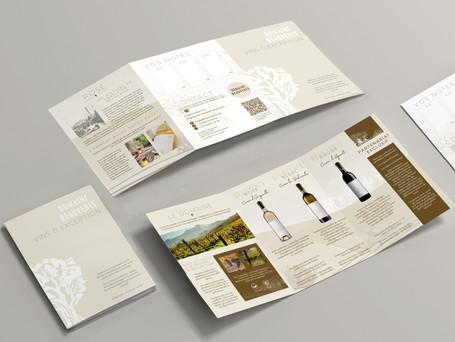 Rédaction et conception de flyer