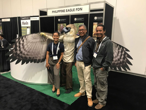 PEF PARTICPATES IN THE INTERNATIONAL ORNITHOLOGICAL CONGRESS 2018 IN VANCOUVER, CANADA