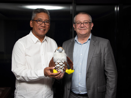 THE SEDA HOTELS ADOPT A PHILIPPINE EAGLE