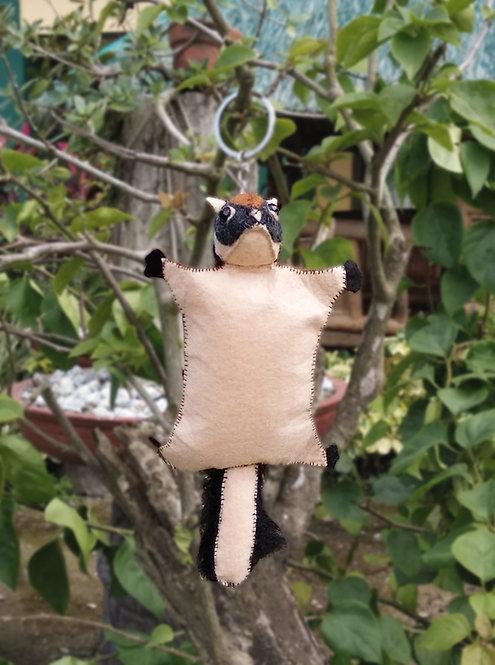 Mindanao Flying Squirrel Plushie