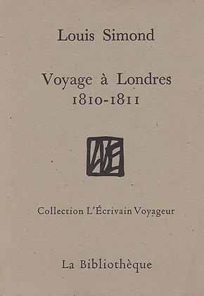 Louis Simond - Voyage à Londres