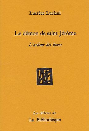 Lucrèce Luciani - Le démon de saint Jérôme