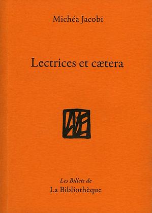 Lectrices et cætera - Michéa Jacobi