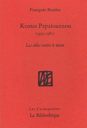 François Bordes - Kostas Papaïoannou