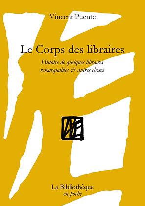 Vincent Puente - Le Corps des libraires