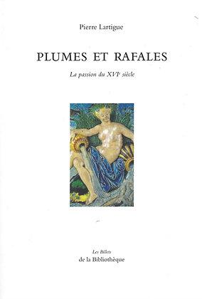 Pierre Lartigue - Plumes et rafales