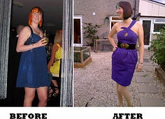 Louise results Fat Blast Boot Camp