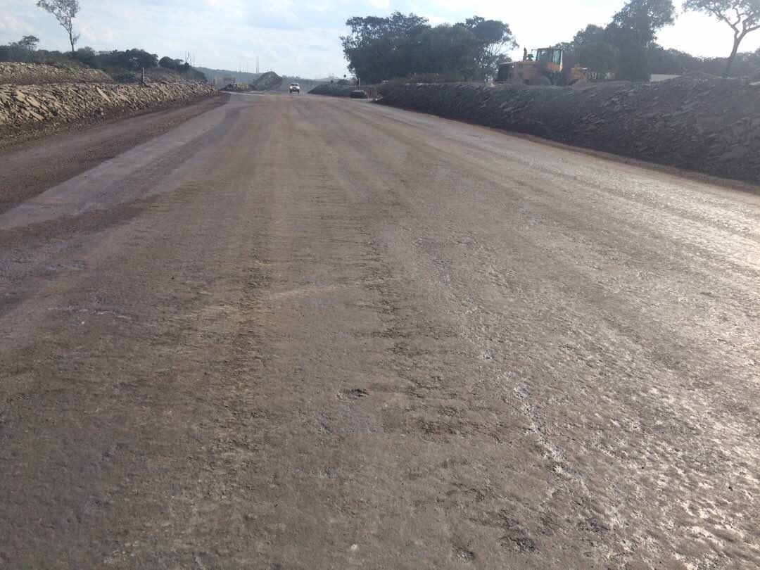Hauling Roads