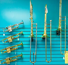 trombone,trumpet,saxophone,clarinet,flute