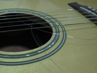 The Importance of Guitar Strings