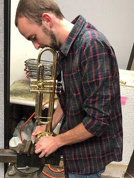 Trumpet Repair. Trombone Repair