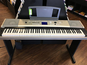 Yamaha Piano keyboard
