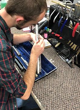 Flute Repair