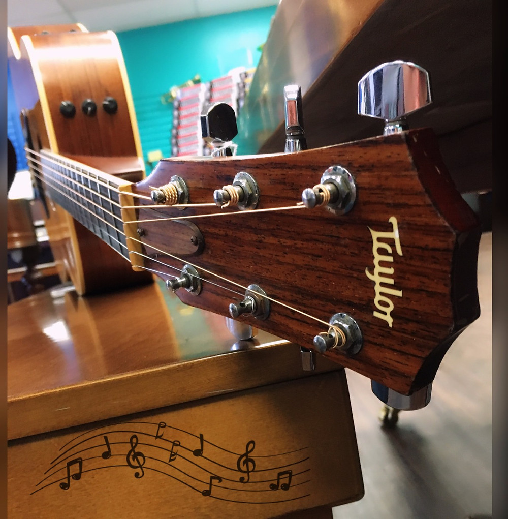 Check out our new page on our wesbite. Users can now browse through our selection of guitars, basses, ukuleles, and accessories.