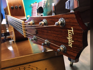 New Guitar/Bass/Ukuleles Page