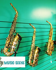 Rent Band Instrument, Saxophone