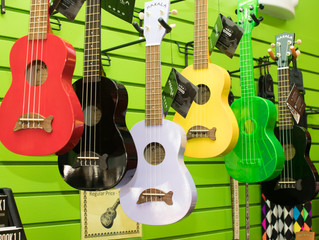 Black Friday Ukuleles!