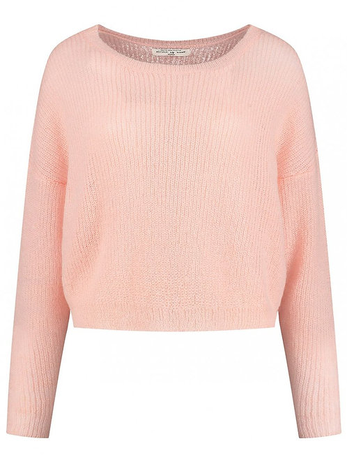 Circle of Trust cropped sweater