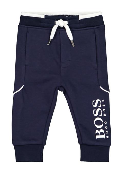 Hugo Boss joggingbroek blauw