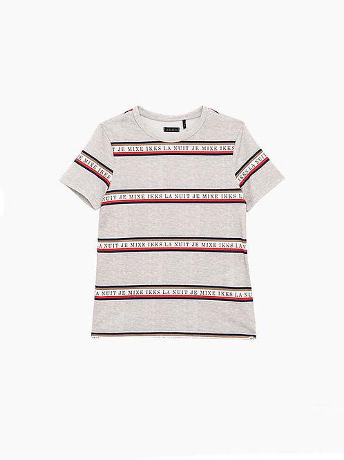 IKKS grijs t-shirt