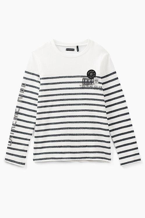 IKKS t-shirt wit