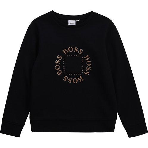 Hugo Boss sweater blauw