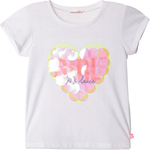 Billieblush t-shirt hart