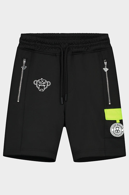 Black Bananas rank short black/yellow