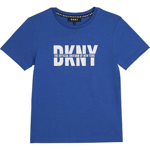 DKNY t-shirt blauw