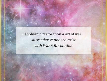 Sophianic Restoration