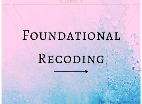 Foundational Recoding