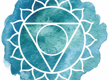 The THROAT Chakra 💙 (Vishuddha)