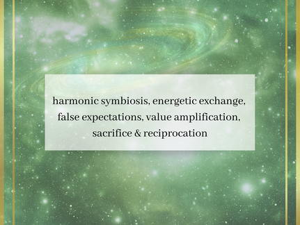 Harmonic Symbiosis & Energy Exchange