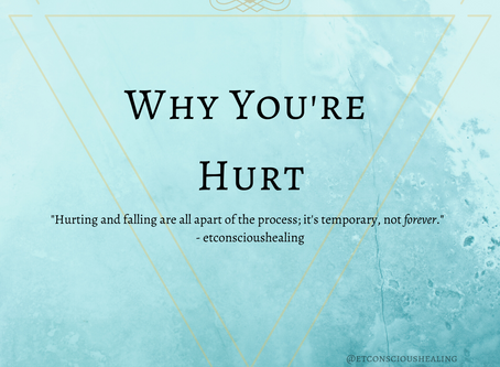 Why You're Hurt