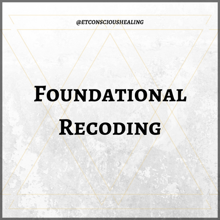 Foundational Recoding