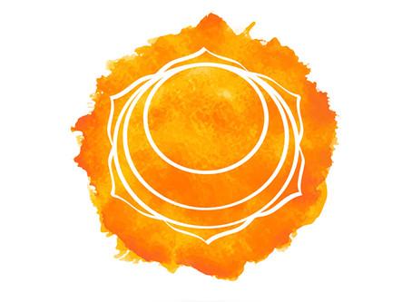 The SACRAL Chakra 🔶 (Svadhisthana)
