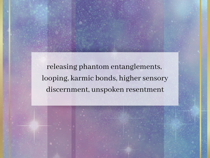 Releasing Phantom Entanglements