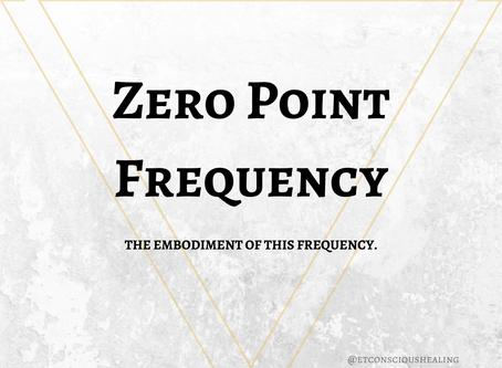 Zero Point Frequency