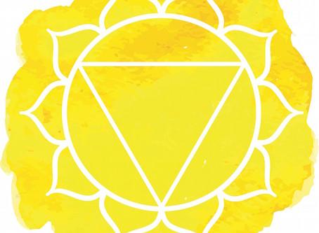 The SOLAR PLEXUS Chakra 💛 (Manipura)