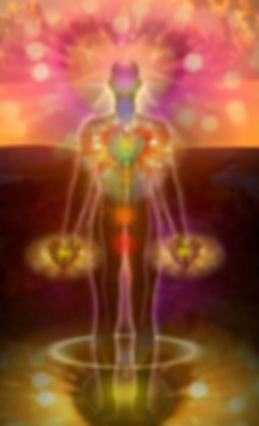The power of all Chakra's in Balance