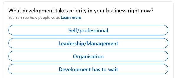 Optimise LinkedIn