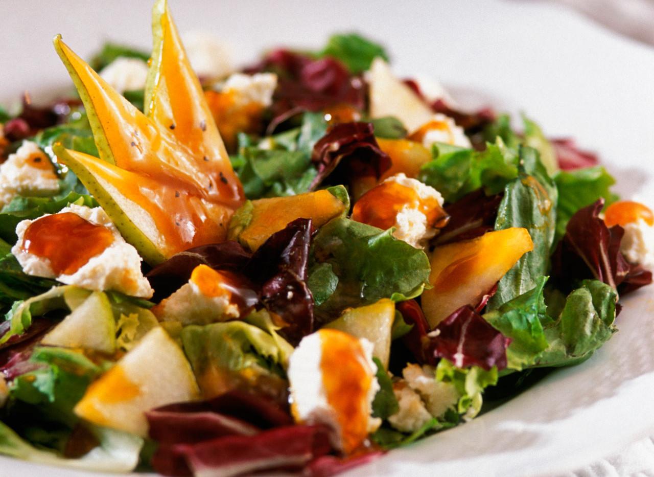 Organic Vegetarian & Vegan Options