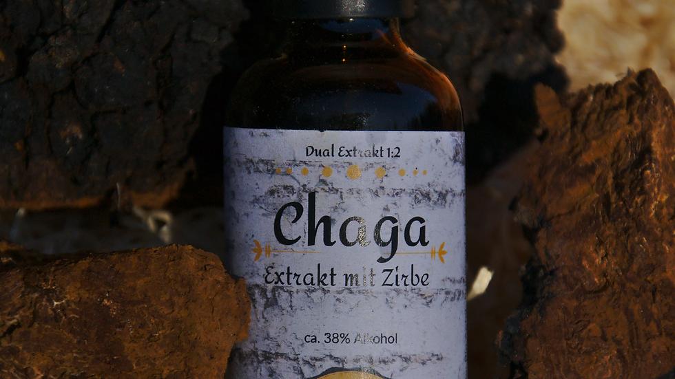 Chaga & Zirbe Extrakt