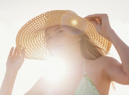 O sol piora a cicatriz da cirurgia de tireoide?