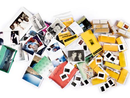 ¿Aún no digitalizas tus fotos antigüas?