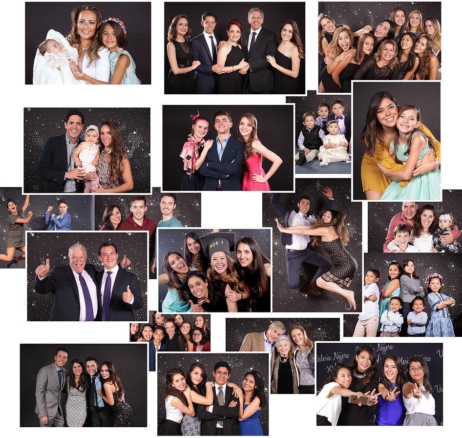 Asi lucen las fotos que hacemos en Estudio Móvil. Ejemplos de imágenes tomadas en el estudio fotográfico profesional móvil.