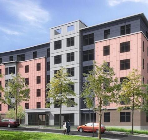 Bridgeline is awarded Indigo Block Apartments by NEI Construction