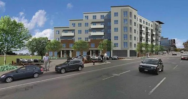 Bridgeline Exteriors is awarded 70 Leo M Birmingham PKWY, in Brighton, MA, by Surus Development